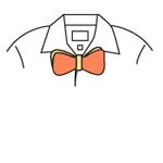 Tied Bow Tie