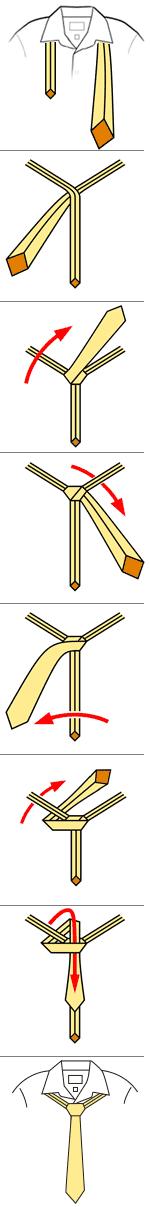 Nicky Knot Instructions