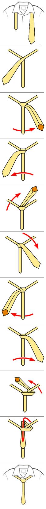 Cavendish Knot Instructions