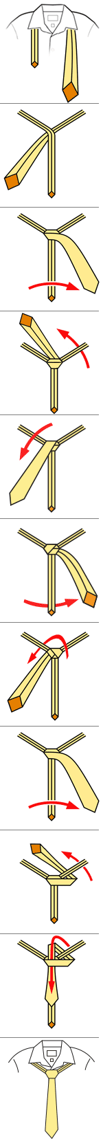 Hanover Knot Instructions