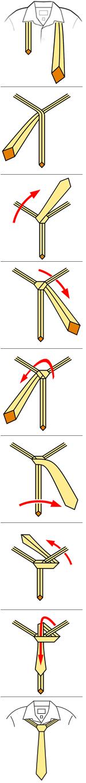 Plattsburgh Knot Instructions
